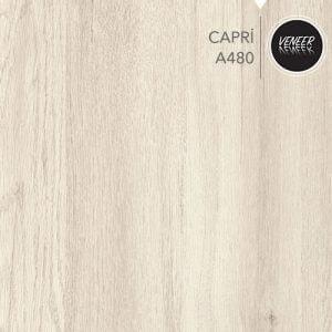 ESK MDFLAM: A480 CAPRİ Kartela Rengi