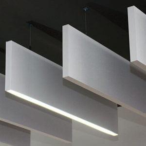 Linear/Baffle Tavan Panelleri
