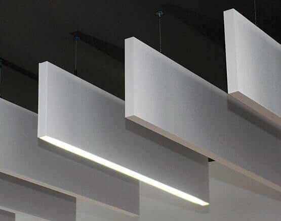 Linear/Baffle Ceiling Panels