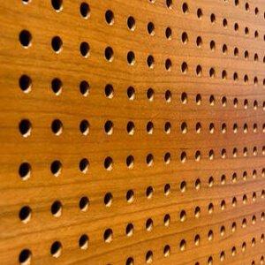 Acoustic Wooden Panels