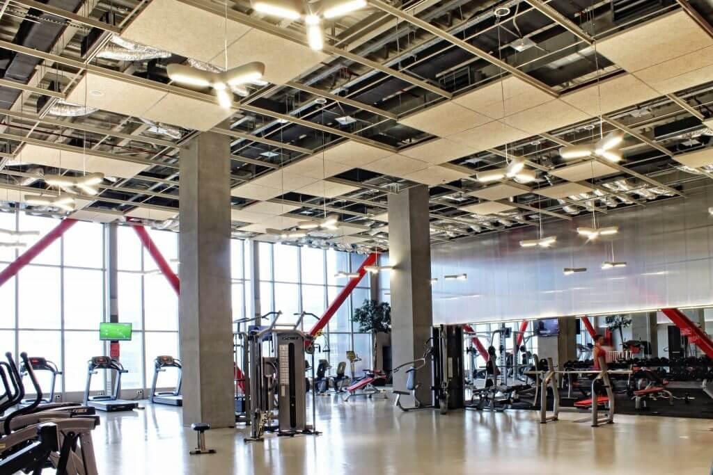 Özyeğin Üniversitesi Spor Salonu