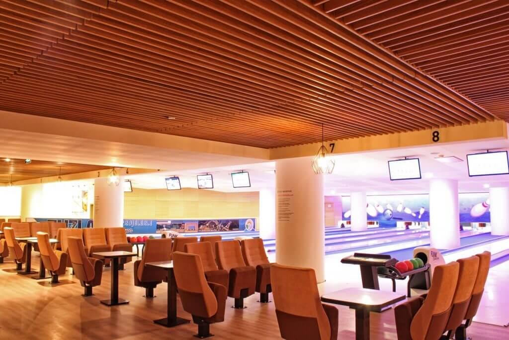 Tuzla Belediyesi Şelale Eğitim Parkı Bowling Salonu